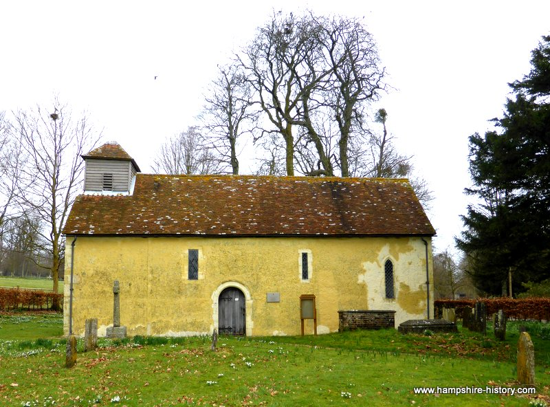 Untangling the Early Church in Hampshire (Part 2)