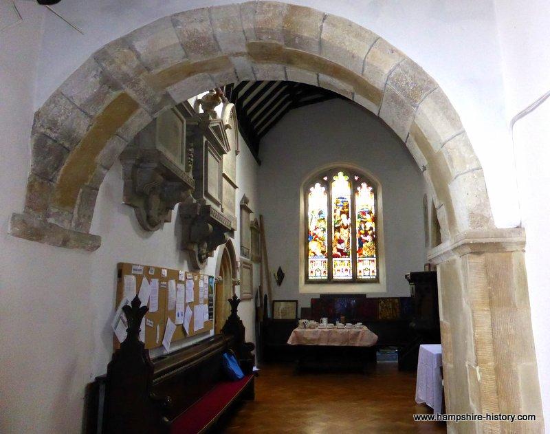 St Mary's Church Eling