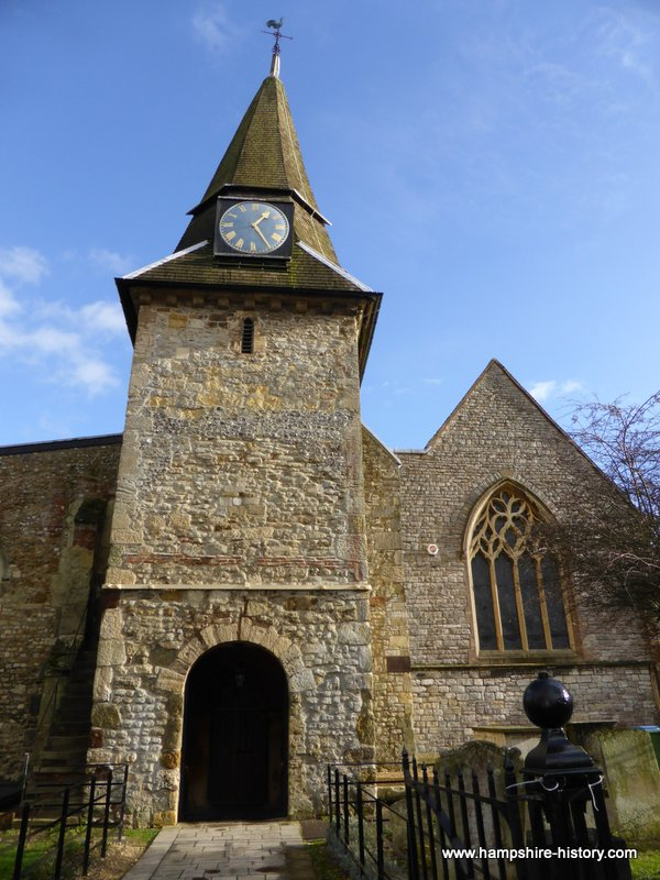 Early church Hampshire