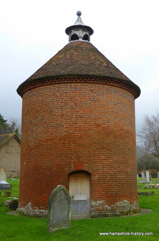 The Broughton Dovecote