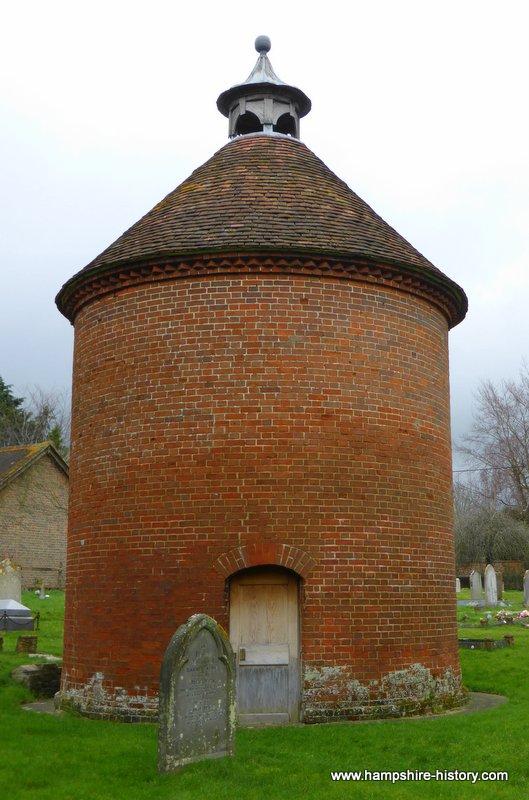 The Broughton Dovecote