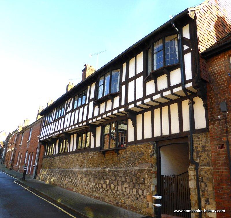 St John's Street Winchester