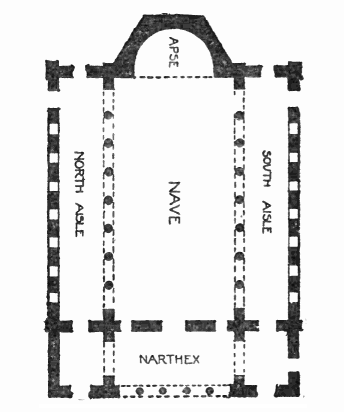 Early churches in Hampshire