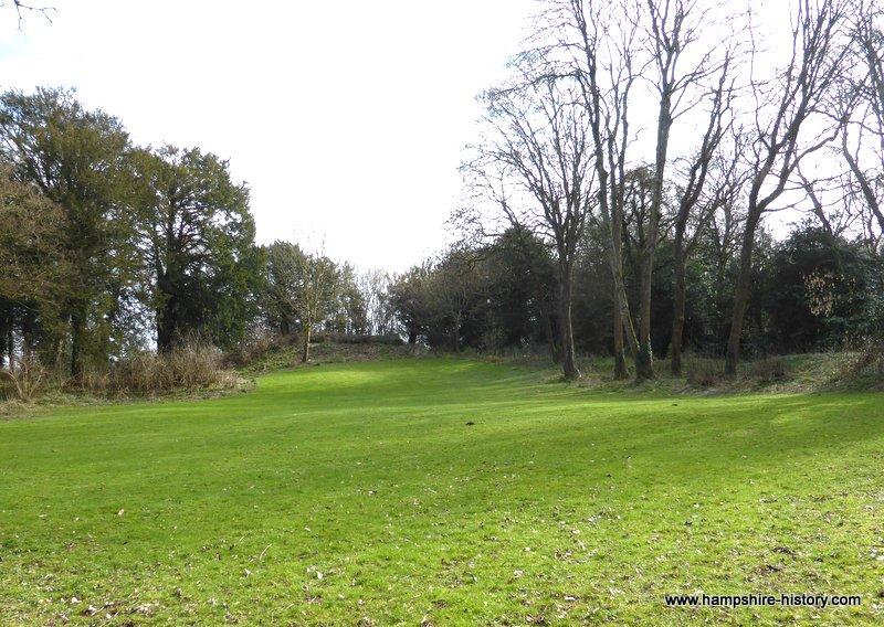 Ashley Castle Hampshire