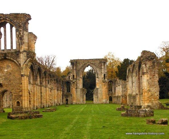 Netley Abbey 1909