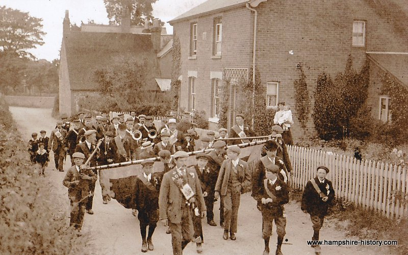 Old photos Horndean