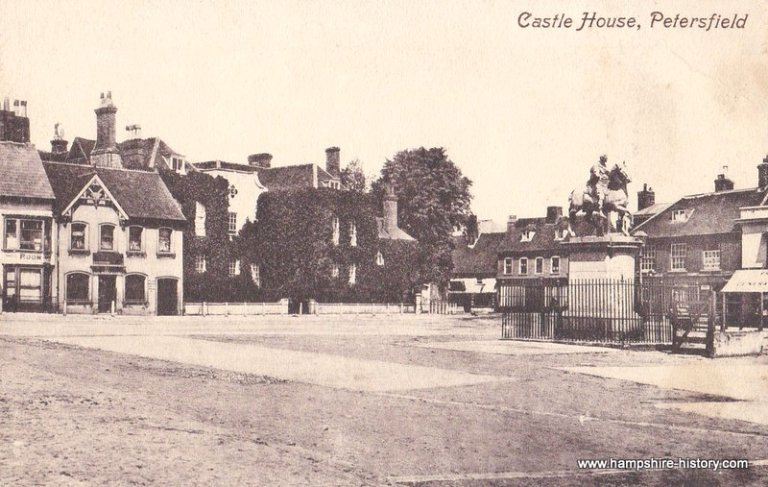 Castle House Petersfield