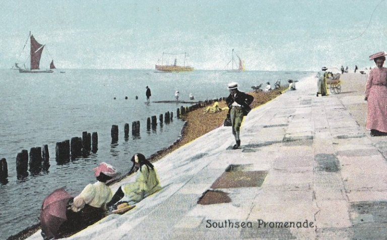 Southsea Promenade