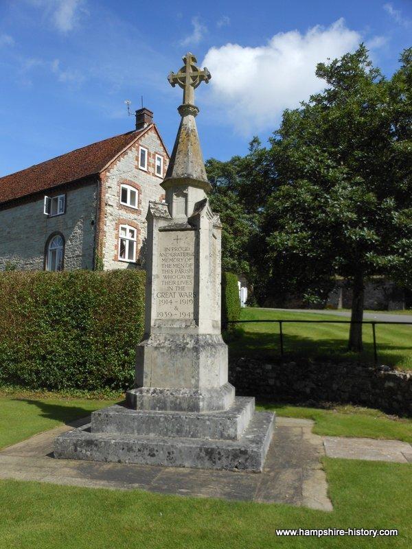 Bonham Carter WWI Memorial