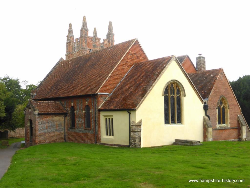 Eversley Hampshire History