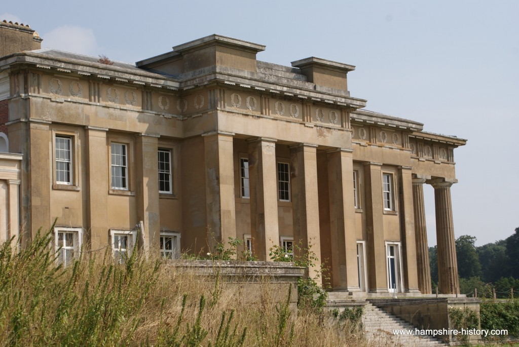 The Grange Northington Hampshire history