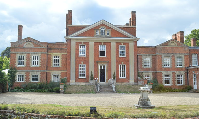 Warbrook House Hampshire History