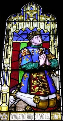 House of York Richard III father of the house and two kings Edward IV and Richard III