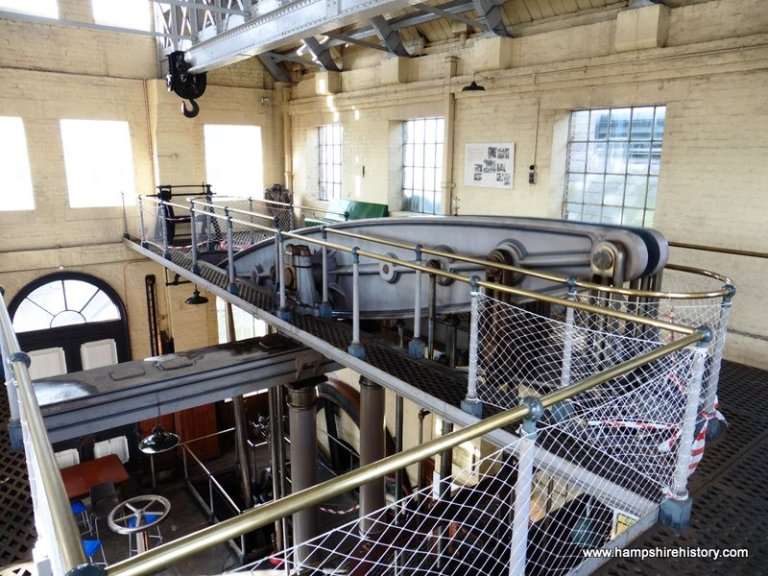 Eastney Pumping Station