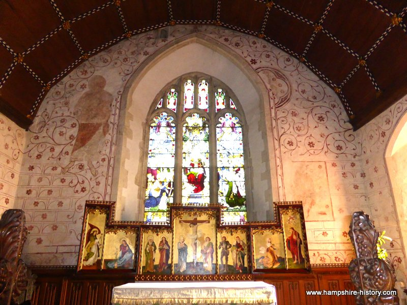 Bramley Church Wall Paintings