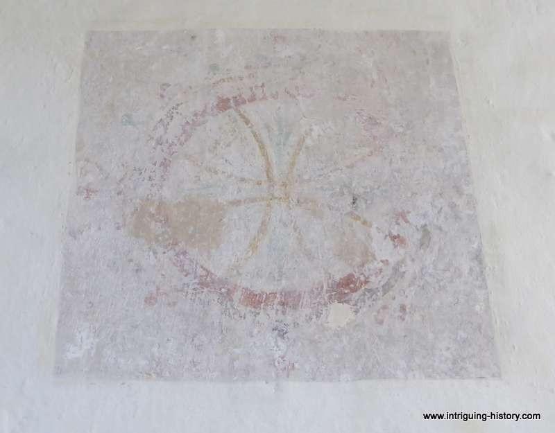 Meonstoke Consecration Cross
