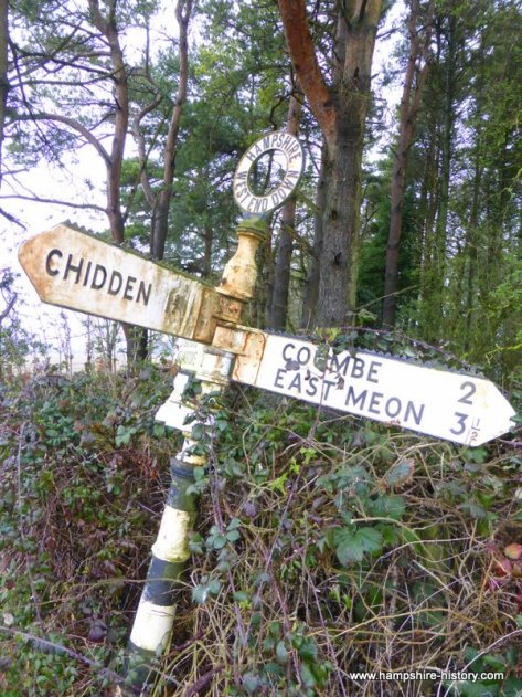 Hampshire Fingerposts