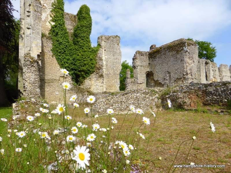 King Henry V Bishop's Waltham and Agincourt