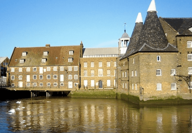 Three Mills Newham