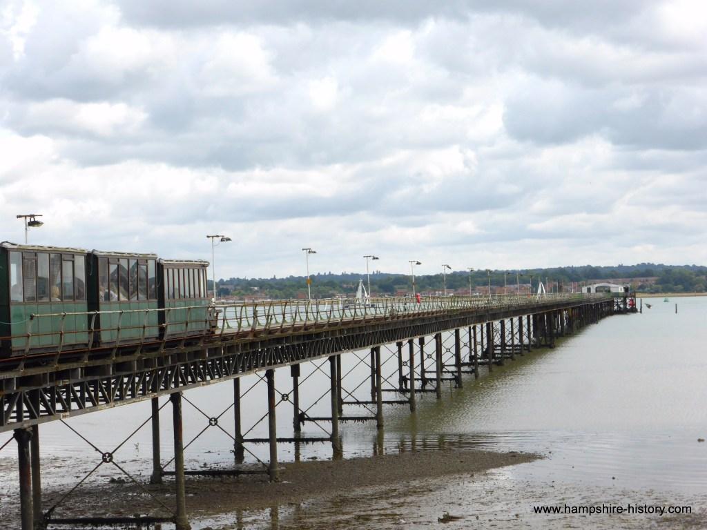 Hythe Pier Railway