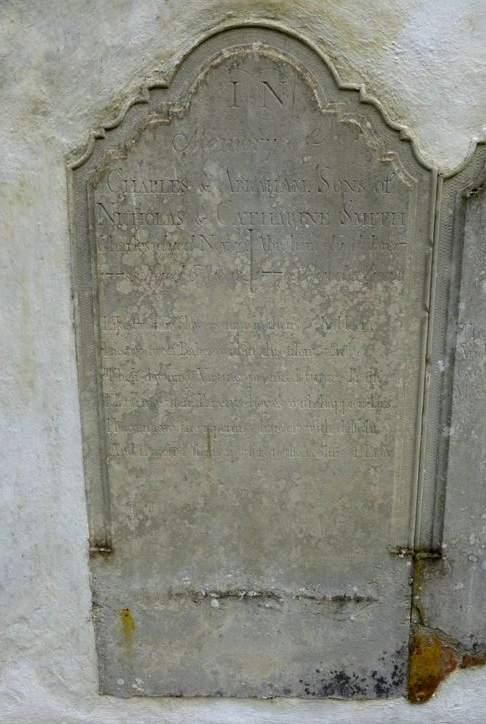 Ashley headstones