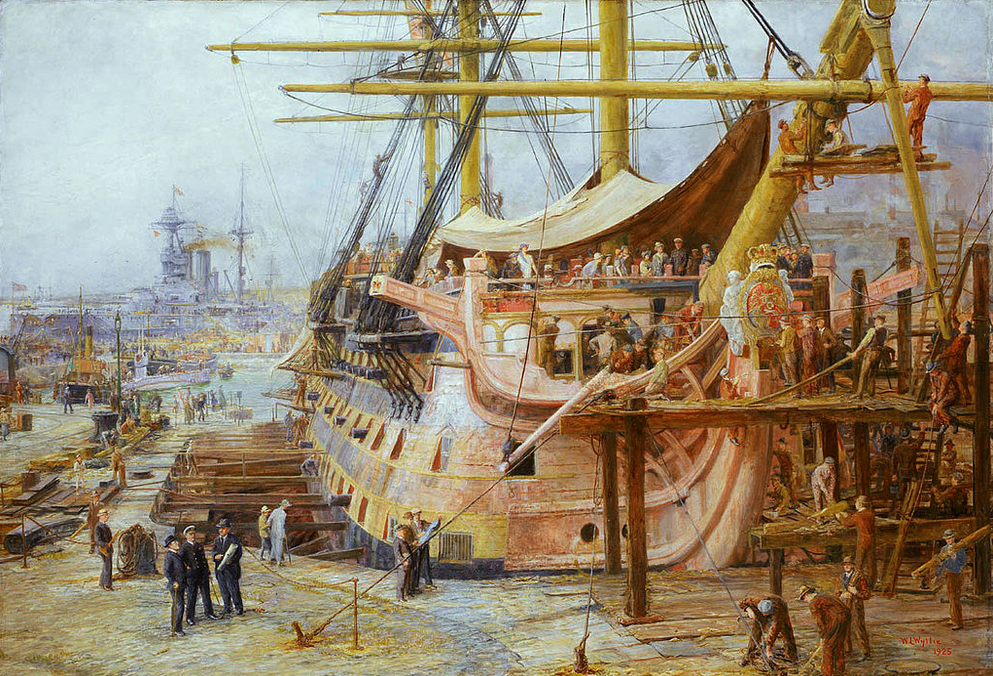 William Wyllie Maritime Artist