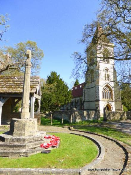 Blackmoor Church and War Memorial Cloister
