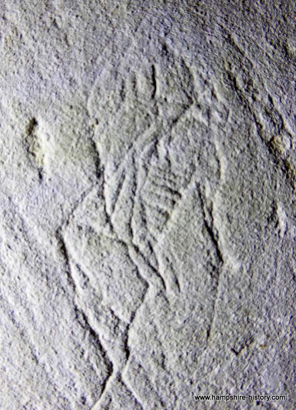 Medieval Graffiti at Wield