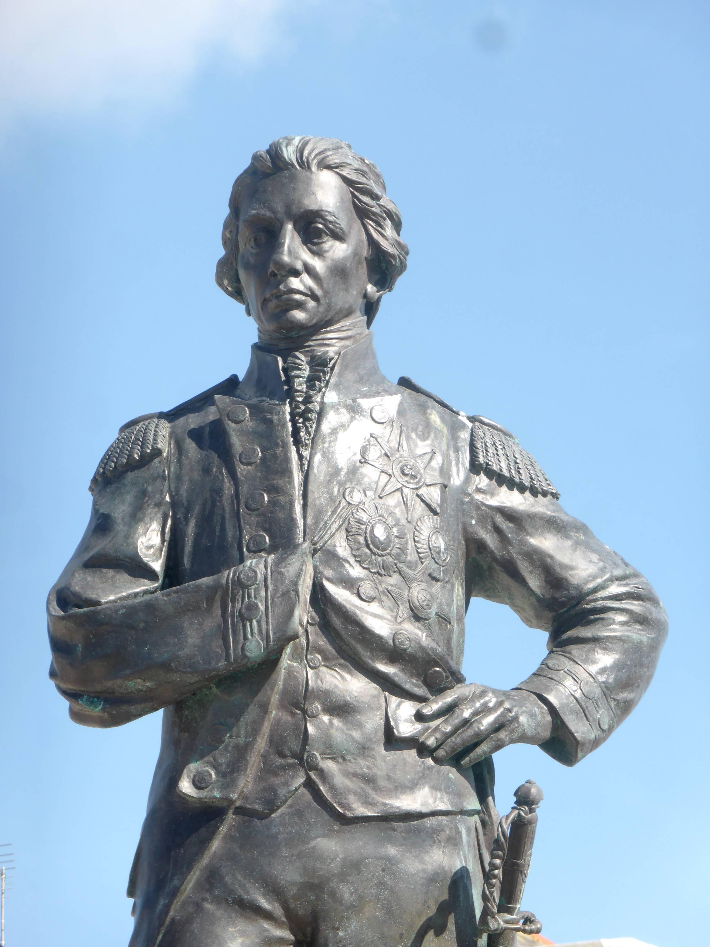 Nelson's Last Walk