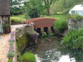 Brick bridge hampshire building conservation