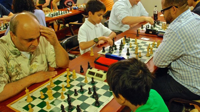 Chess Tournament Calendar
