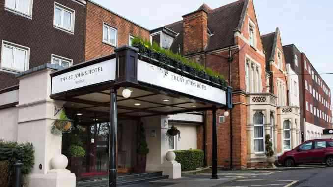St Johns Hotel, 651 Warwick Road, Solihull B91 1AT