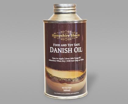 Food Safe Danish Oil