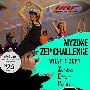 MyZone ZEP Challenge