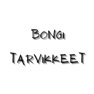 Bongi Tarvikkeet