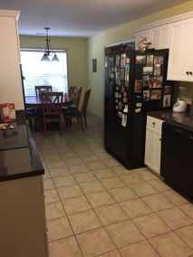 lower level full kitchen