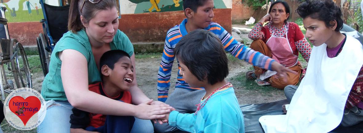 Vereinszweck von hamromaya Nepal