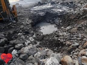 Die Quelle verspricht reichlich Wasser, um das gesamte Dorf zu versorgen.