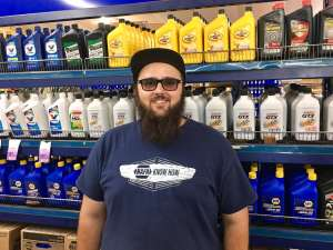 Ham's NAPA Auto Parts - Meet Our Team - Patrick Romeo