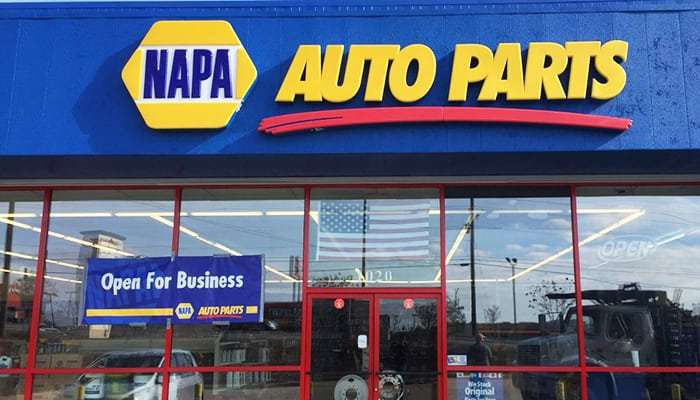 Ham's NAPA Auto Parts - Thomaston, GA Storefront