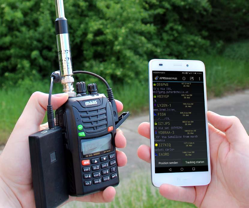 APRS via ISS – Tips for successful operation | ISS Fan Club
