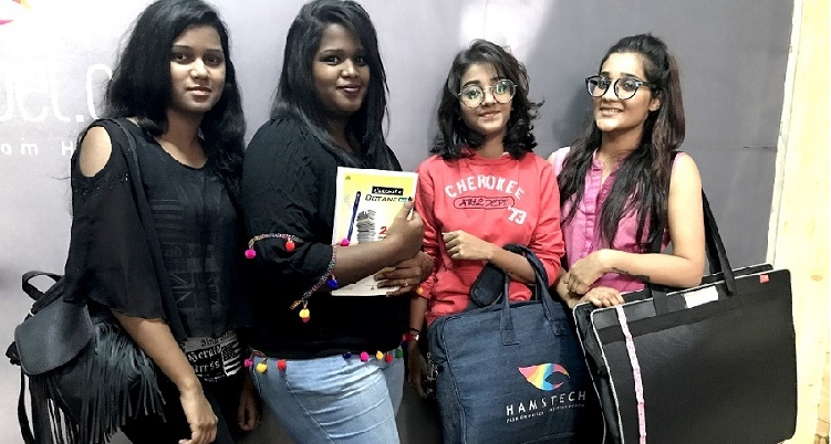 Bloggumentry A Day In The Life Of A Hamstech Fashion Designing Student Hamstech Blog
