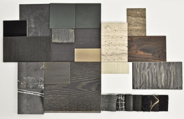 Materials For Interior Design