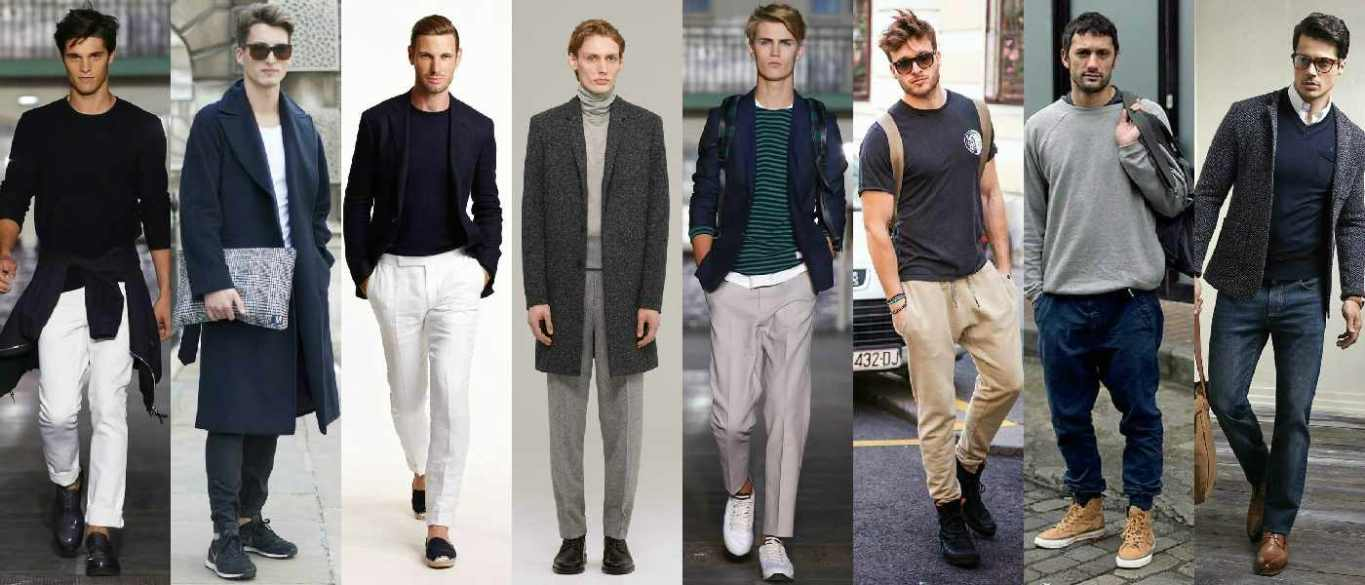 Fashion Designing Basics Must Haves In A Man S Wardrobe Hamstech Blog