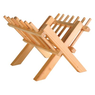 wooden hay rack for guinea pigs rabbits by trixie