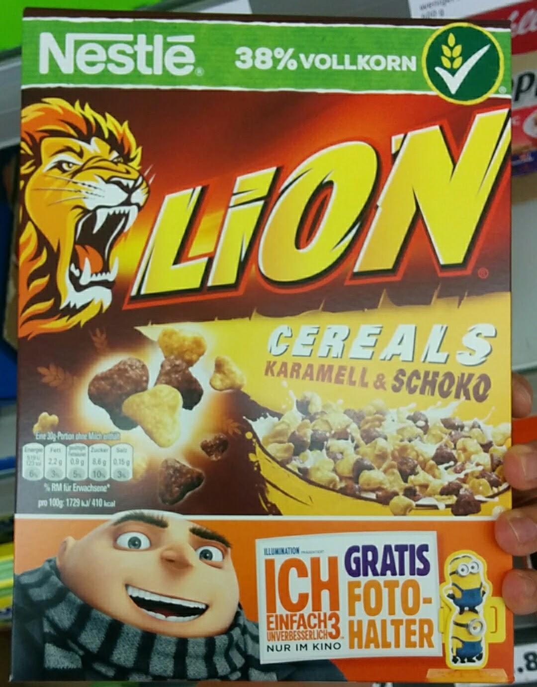 Nestlé Lions