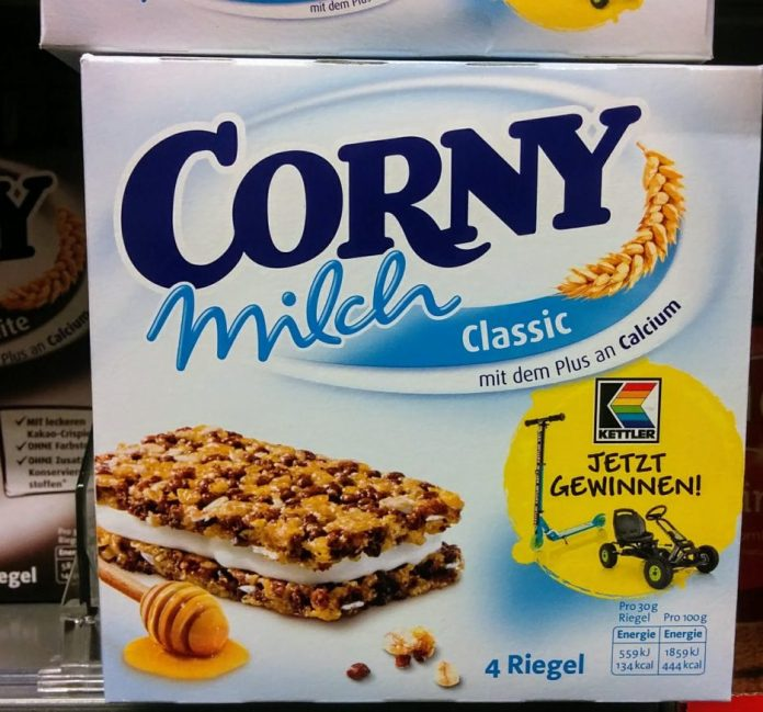 Corny Milch