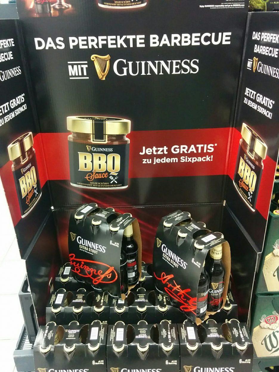 Guinness Bier BBQ Sauce