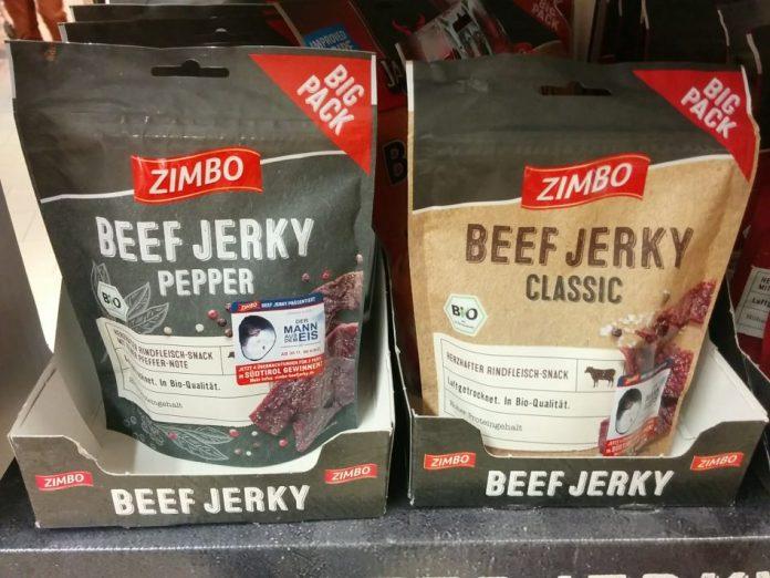 Zimbo Beef Jerky