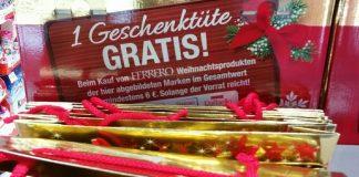 Ferrero Geschenktüte